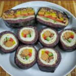 rootsandleisure_recipe_blackricekimbap_onigirazu