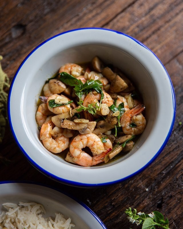 rootsandleisure_recipe_buttergarlicprawn