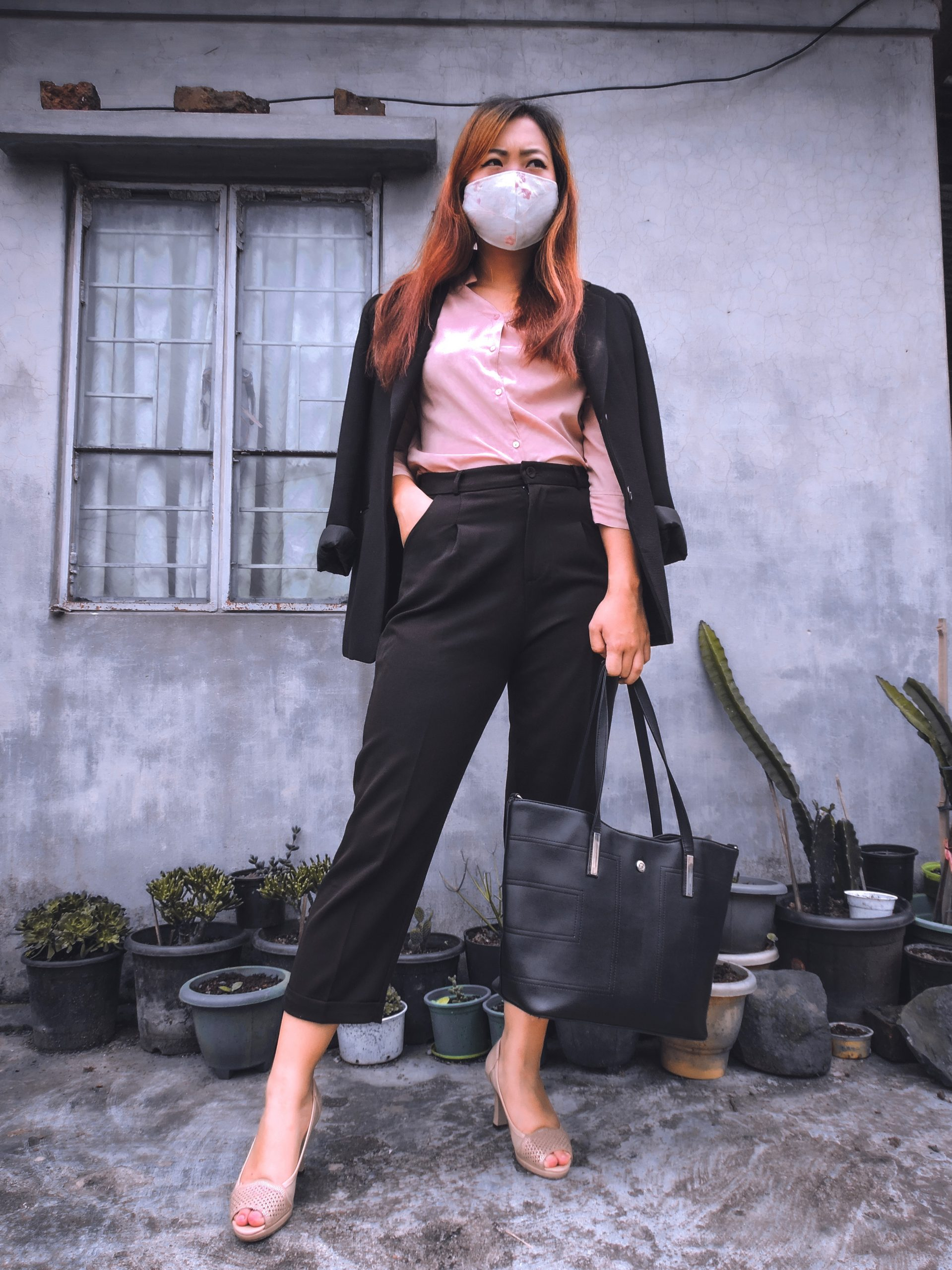 Rootsandleisure_Mask fashion