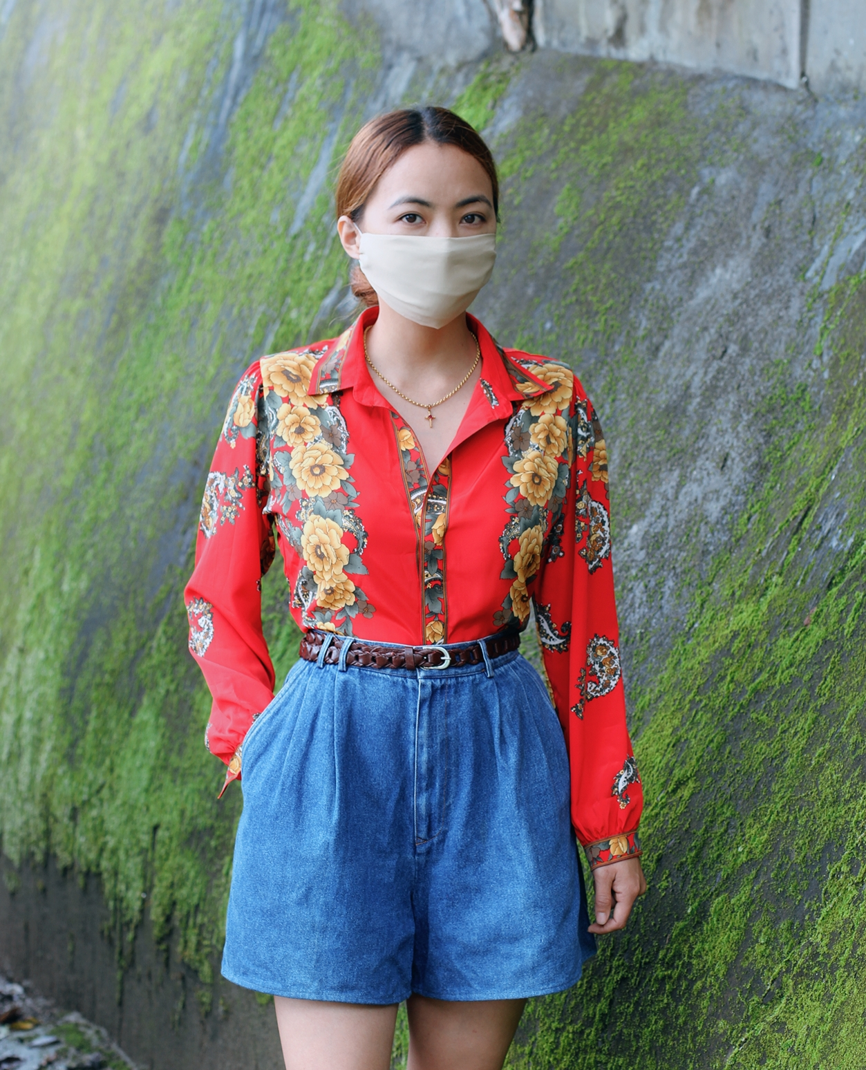 Rootsandleisure_Mask Fashion_Mekhalamama