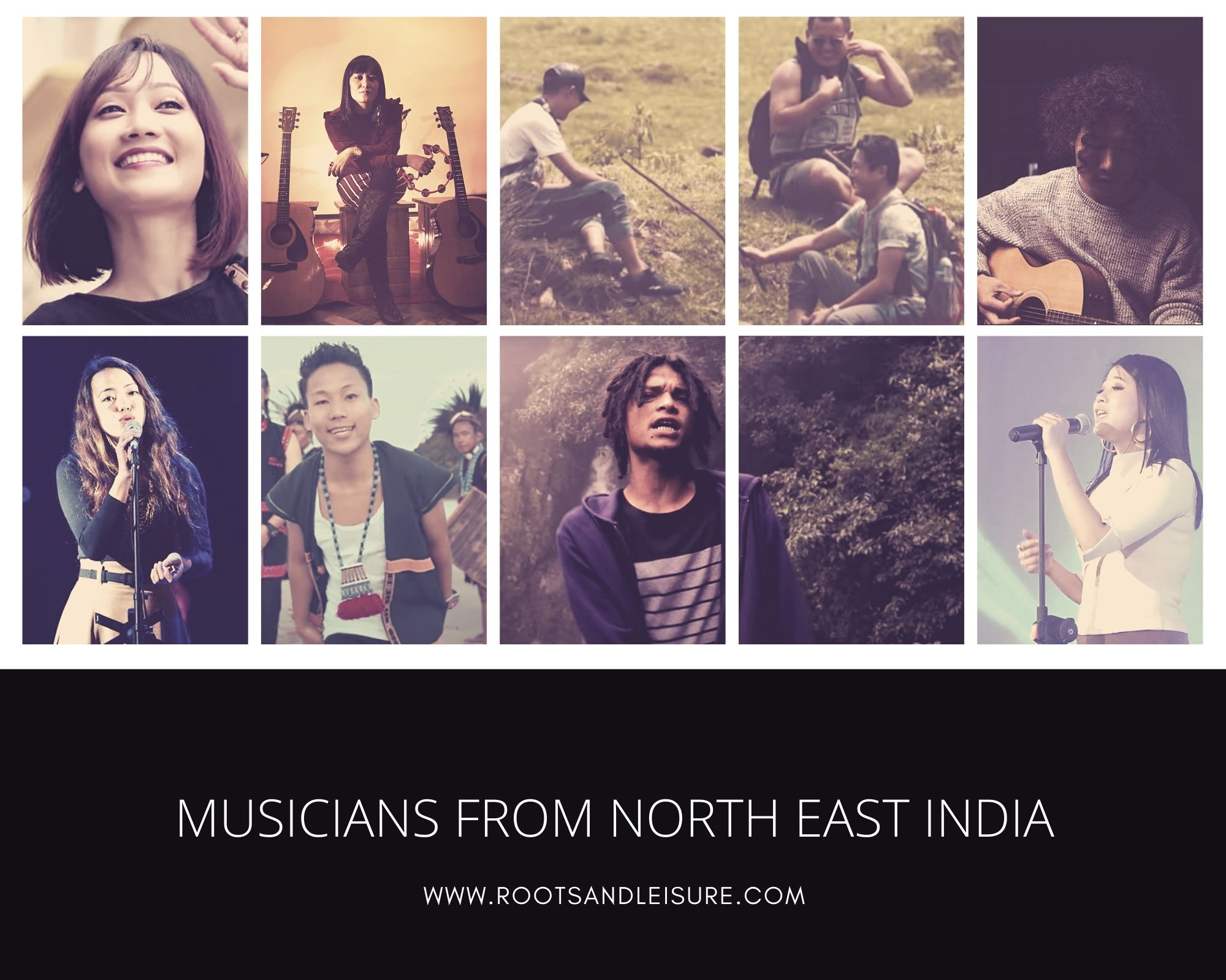 Rootsandleisure_North east India musicians
