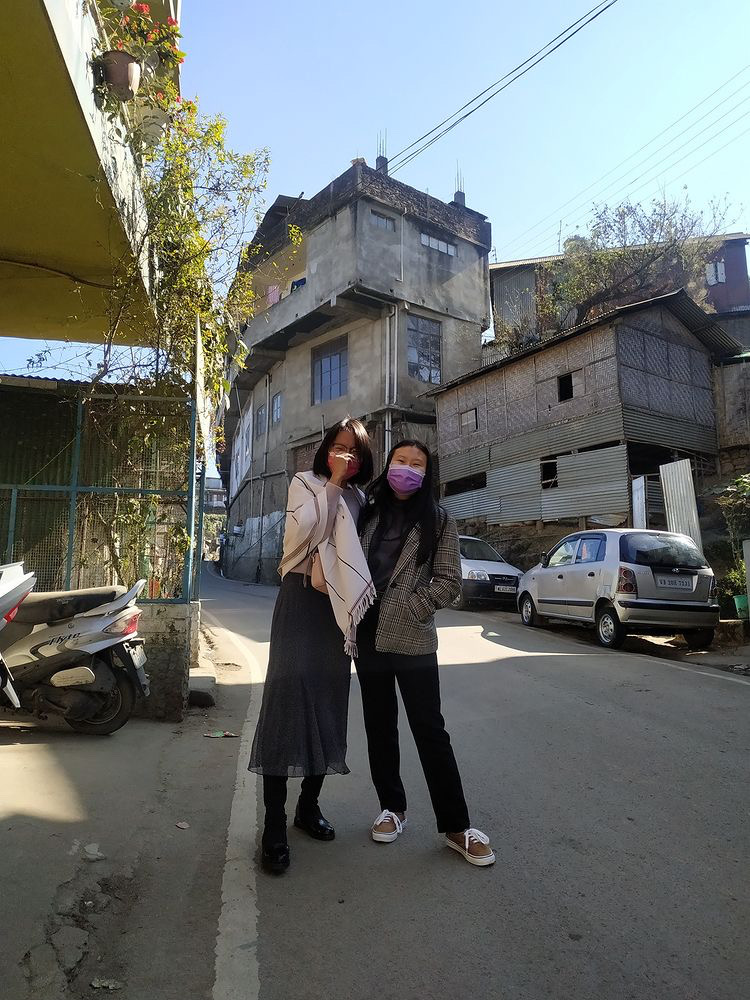 Rootsandleisure_faces_friends in Kohima