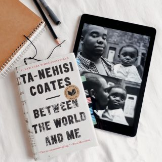 """Sulika Swu's review of 'Between the World and Me' by Ta-Nehisi Coates """"I went through this book twice because once wasn't enough to truly let the essence of it sink in. Quite frankly, another reason was I had to do a bit of wrestling with the use of intellectual language. Between the World and Me is an essay/letter written by Ta-Nehisi Coates to his adolescent son. In here, Coates has poured out what it meant to be a young black man growing up in the 90s in America. His narration was a new vantage point from where I came as close to truly understand what it feels like to share a country with a race whose forefathers oppressed them in the most inhuman ways. ~~~~~~~~~~// ~~~~~~~~~~ From an outsider's point of view, anyone can observe that white Americans have a unique responsibility to offer compensation for the irreparable damage they've done to a generation of black people that still lives with its scars. This has to come by consciously breaking down the walls they've built to shut them out, by curing themselves of the belief that dark-skinned people are dangerous to a society that they built, when in fact, history is proof that it has always been the other way round. The book was such a great compendium of insight on Black lives in America. The take-away from here was underlined with visceral wisdom. It gave me so much to question, to apply this thinking into my own space as a person of colour, of a different ethnicity living among hundreds of other such groups. Writing is one thing, but for a writer to weaponise their story to prod someone else's comfortable views on society is hard to come by yet Coates champions gloriously at that."""" More on @swu.onbooks #betweentheworldandme #tanehisicoates #bookstagram #bookreview"""
